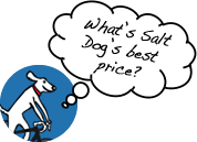 Salt Dog cycling best price